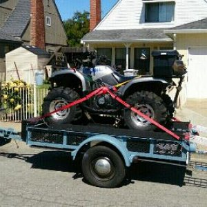 ATV photo C Mounted and ready to head to the Sierras