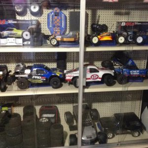 Rc collection aka mr team associated